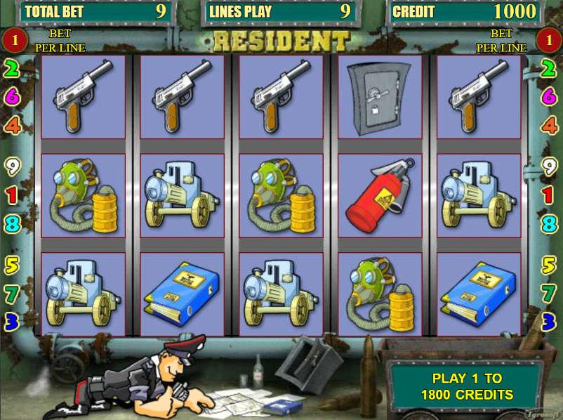 Слот Резидент бесплатно играть онлайн.Игровой автомат Сейфы, Igrosoft игровые автоматы на сайте Play Free Slots (Секреты, советы, обзор).Феодосия